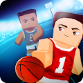 Game Blocky Basketball Champion apk for kindle fire