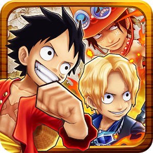 One Piece characters will now move in 3D! APK Icon