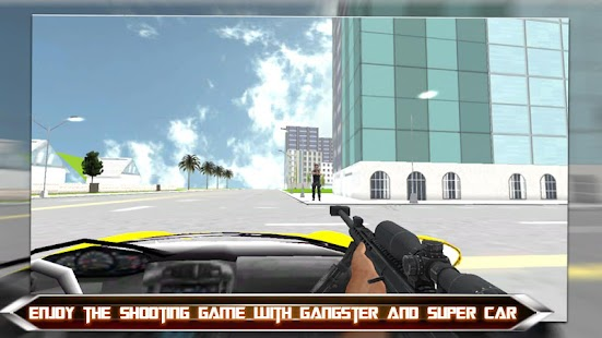 Gangster and Super Car - screenshot