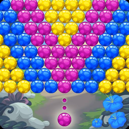 Dino Bubble Pop (game)