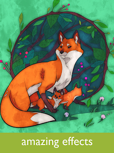 App Colorfy: Coloring Book for Adults - Free APK for Kindle