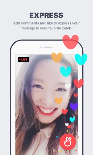 V – Live Broadcasting App screenshot 3