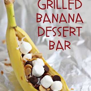 Stuffed Grilled Bananas