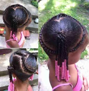 Braid Hairstyle Woman & Child for pc