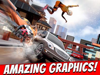 Motorbike Driving Simulator 3D- screenshot thumbnail