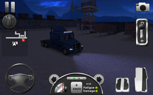 Truck Simulator 3D screenshot 11
