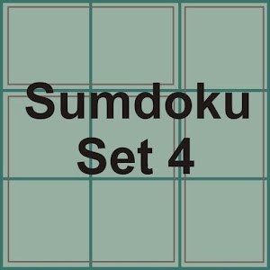 Sumdoku Set 4