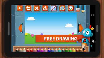 Screenshot of PicsArt for Kids