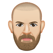 MacMoji ™ by Conor McGregor Icon