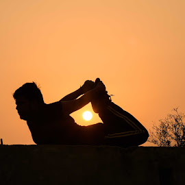 Yoga  by Bishal Ranamagar - Sports & Fitness Other Sports ( fitness, sport, health, yoga )