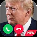 Fake Call Donald Trump 2017 APK for Kindle Fire