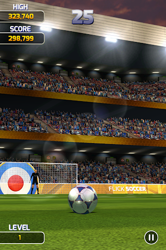 Flick Soccer 15 screenshot 14