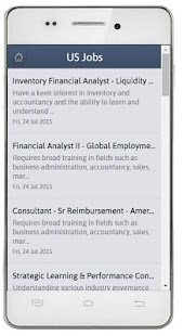 Accountancy Jobs - screenshot