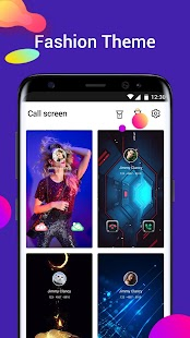 Color flash & Colorful Call Screen