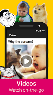 9GAG- screenshot thumbnail