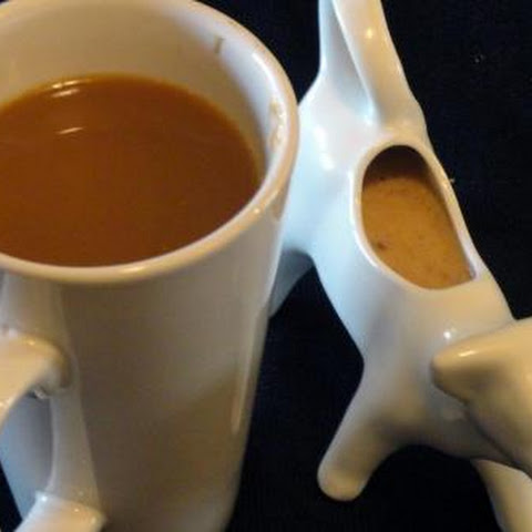 Spiced Pumpkin Rum Coffee Creamer