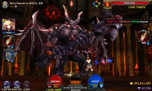 Soul Taker: Face of Fatal Blow - screenshot
