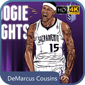 Download HD DeMarcus Cousins Wallpaper for PC