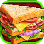 Lunch Food: Sandwich Maker 1.0.3.0 Apk