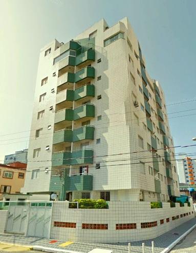 Apartamento Residencial à Venda, Campo da Aviação, Praia Grande - AP0485.