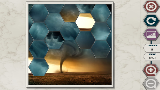 HexSaw - Storms - screenshot