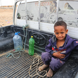 Saharan Kid by Omar Dakhane - Babies & Children Children Candids ( child, desert, children, algeria, sahara, africa, cute, kid )