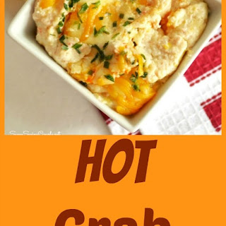 Hot Crab Rangoon Dip