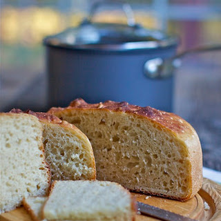 Jacques Pepin's Easy One-Pot Bread