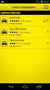 cab4me taxi finder