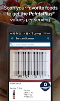 Screenshot of Weight Watchers Mobile
