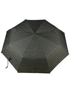 "Зонт ""Компакт S"", черно-белый."