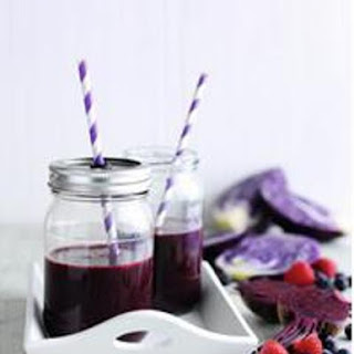 Raspberry Blueberry Smoothie Recipes
