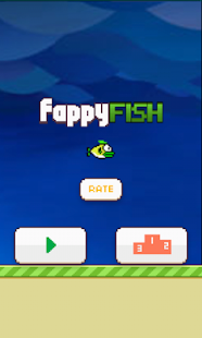 Game Flappy Fish - screenshot