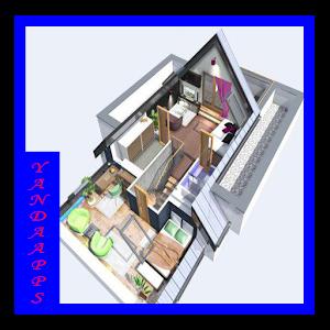 3d Дом Планы дизайн