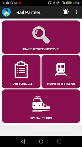 Rail Partner screenshot 2