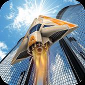 Download VR Flying jet Racer Challenge APK to PC