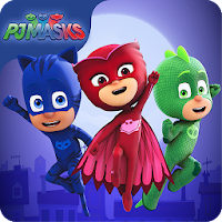 PJ Masks: Moonlight Heroes on PC / Windows 7.8.10 & MAC