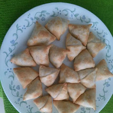 Cocktail Samosas - Air Fried