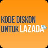 App Kode diskon untuk Lazada APK for Windows Phone