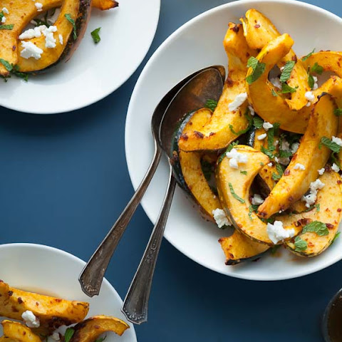 Fiery Roasted Squash Medley