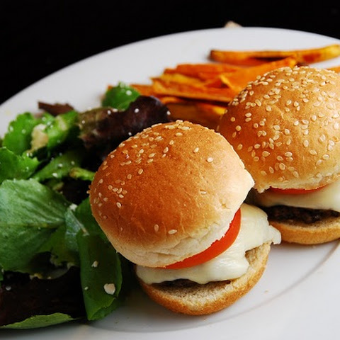 Light Beef Sliders