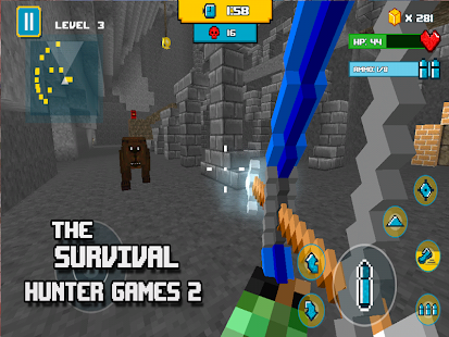 Game The Survival Hunter Games 2 apk for kindle fire