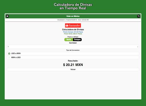 Dollar Price in México screenshot 11