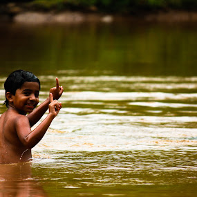 by Vinoth Kumar - Babies & Children Children Candids ( baby girl )