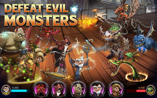 DragonSoul - Online RPG screenshot 13