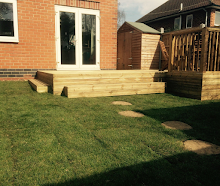 Decking in Derbyshire