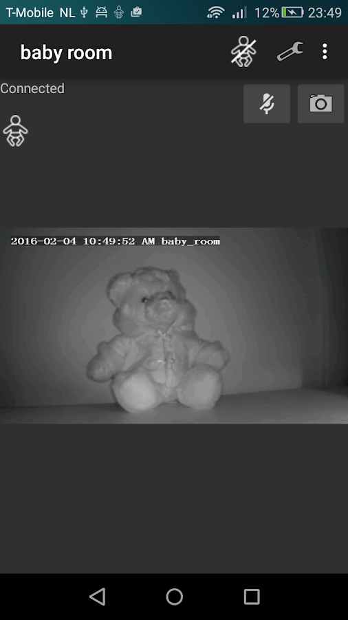Foscam Monitor Screenshot 5