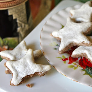 German Cinnamon Stars