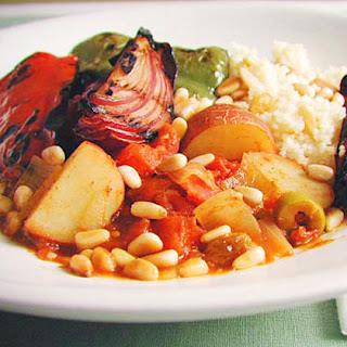 Mediterranean Vegetable Tagine Recipes
