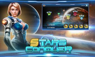 Screenshot of Stars Conquer